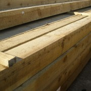 Keynsham Timber & Hardware 4 x 4 Posts