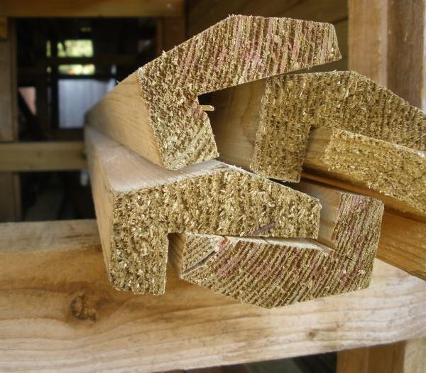Keynsham Timber & Hardware Capping Rail