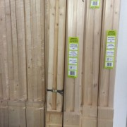 Keynsham Timber & Hardware Door Frame