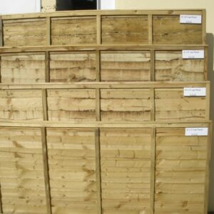Keynsham Timber & Hardware Fence panel