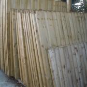 Keynsham Timber & Hardware Fence panels