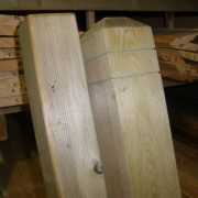 Keynsham Timber & Hardware Newel Post