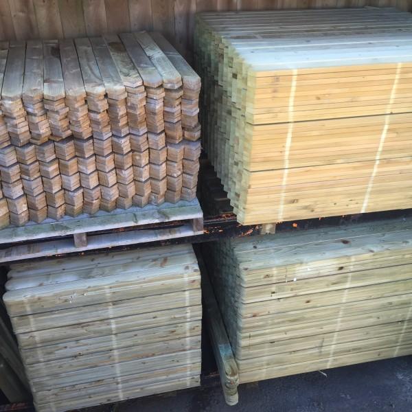 Keynsham Timber and Hardware Pickets